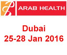 fair arab health 2016